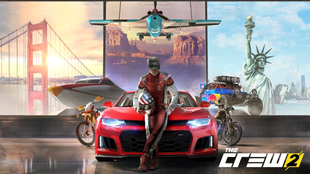 The Crew 2 © Ubisoft