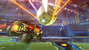 Rocket League: Switch © Psyonix