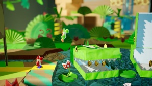 Yoshis Crafted World © Nintendo