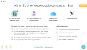 PhoneRescue (Datenrettung für iOS & Android) (Mac)