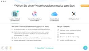 PhoneRescue (Datenrettung für iOS & Android) (Mac)