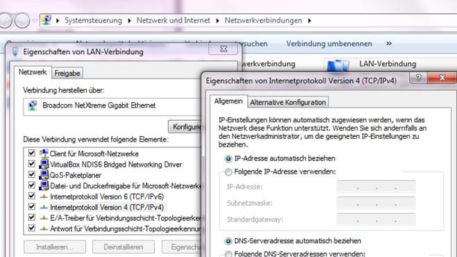 Gegenwehr: DNS-Server geradebiegen ©COMPUTER BILD