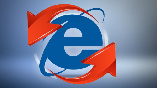 Gegenwehr: Internet Explorer zurücksetzen ©Microsoft