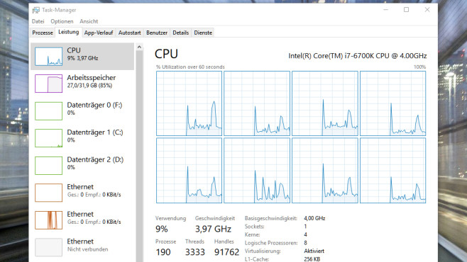 Malware-Check: PC auffallend langsam ©COMPUTER BILD