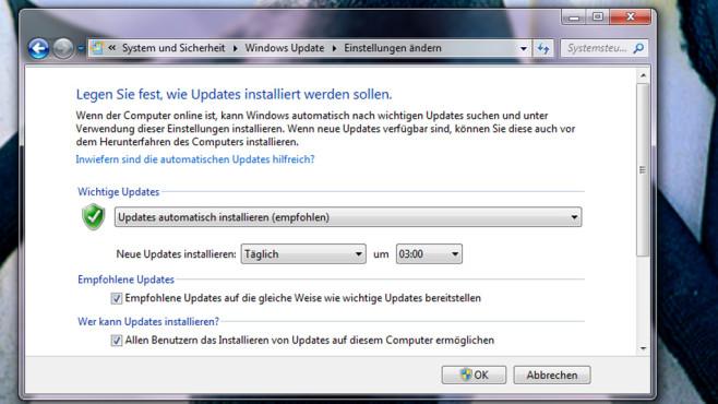 Nachsorge: Windows-Updates installieren ©COMPUTER BILD
