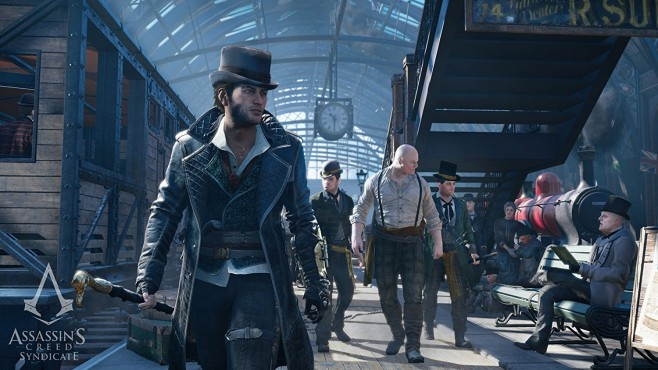 Assassin's Creed – Syndicate©Ubisoft