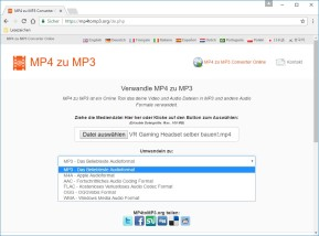 MP4 to MP3 Converter Online