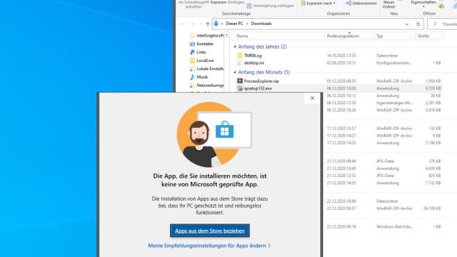 Windows unzerstörbar machen: Windows 10 (und Windows 7, 8.1) absichern©COMPUTER BILD