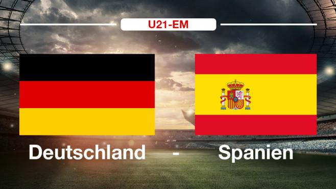 U21-EM: Spanien gegen Deutschland©iStock.com/MARHARYTA MARKO