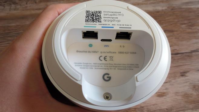 Google Wifi©COMPUTER BILD