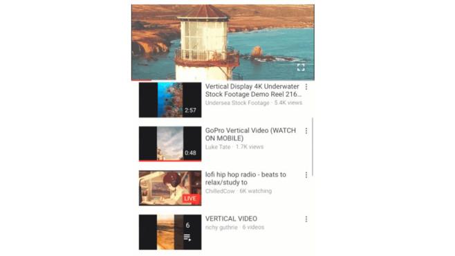 YouTube: App©YouTube