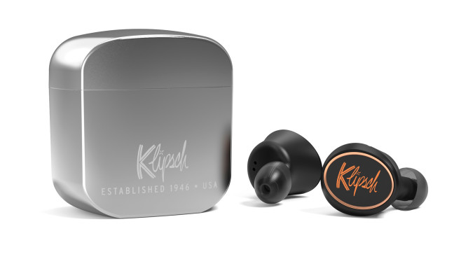 Klipsch T5 True Wireless © Klipsch