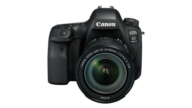 Canon EOS 6D Mark II©Canon