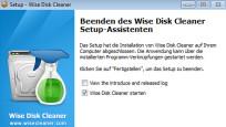 Wise Disk Cleaner©COMPUTER BILD