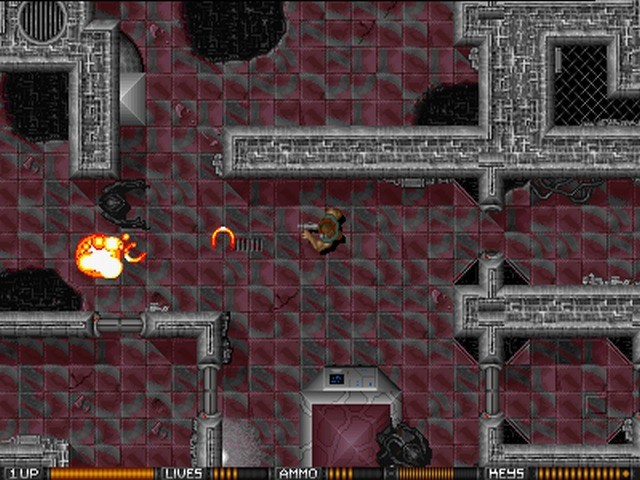 Screenshot 1 - Alien Breed Obliteration