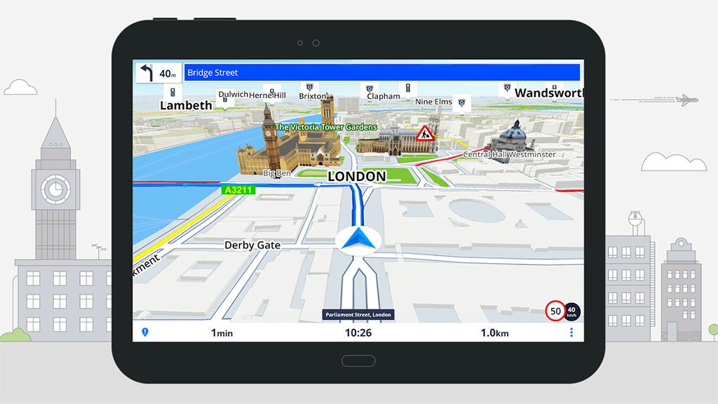 test kostenlos navi app