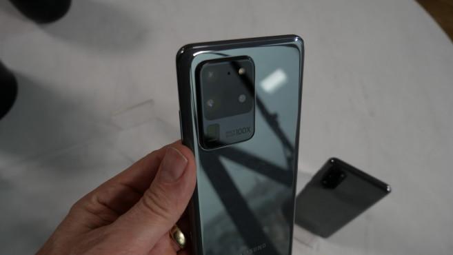 Samsung Galaxy S20 Ultra©COMPUTER BILD