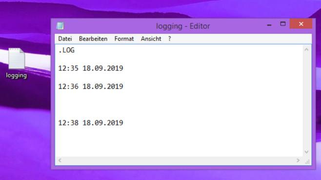 Datum und Uhrzeit immer aktuell einfügen ©COMPUTER BILD
