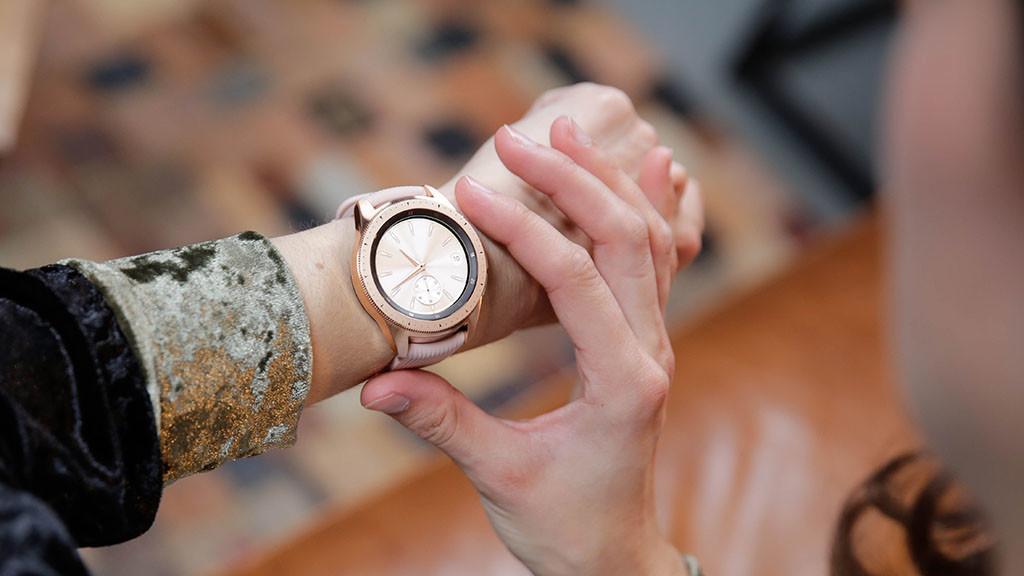 Samsung Galaxy Watch: Test, LTE-Variante - COMPUTER BILD