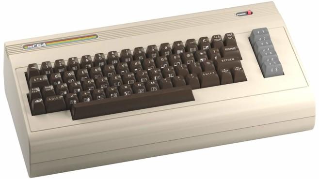 Retro-Konsolen: Die besten Remakes Am 5. Dezember erscheint der C64 Maxi mit 64 vorinstallierten Spielen.©Koch Media