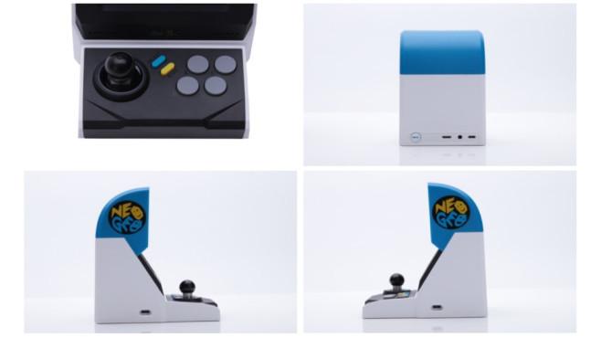 Retro-Konsolen: Die besten Remakes Der Neo Geo Mini kommt mit eigenem Bildschirm.©SNK