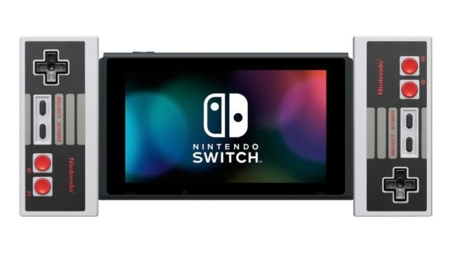 Retro-Konsolen: Die besten Remakes Die NES-Controller erscheinen Mitte Dezember für die Nintendo Switch.©Nintendo