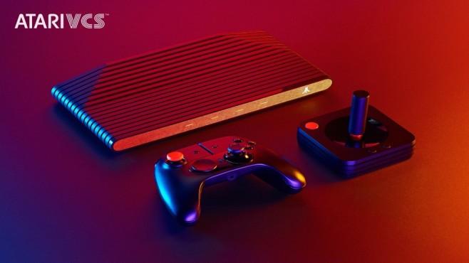 Retro-Konsolen: Die besten Remakes Im Juli 2019 soll die Atari VCS ausgeliefert werden.©Atari