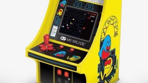 Retro-Konsolen: Die besten Remakes Neben dem Pac-Man-Automaten gibt es neun weitere Automaten. Weitere sollen folgen.©Bandai Namco