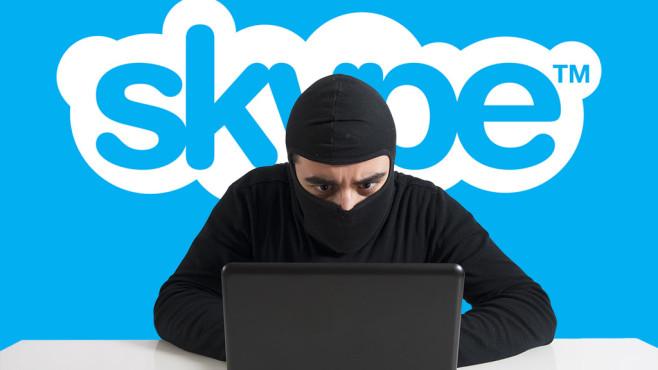 Wieder Sicherheitslücke in Skype©alphaspirit - Fotolia.com, Skype