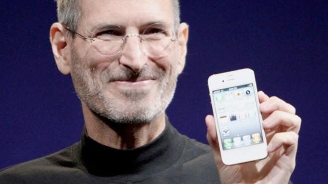 Steve Jobs: Pullover©Apple