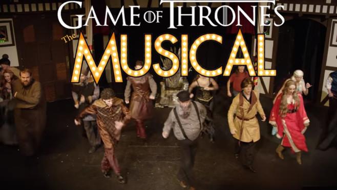 Game of Thrones – The Musical©YouTube / Steve Brandon