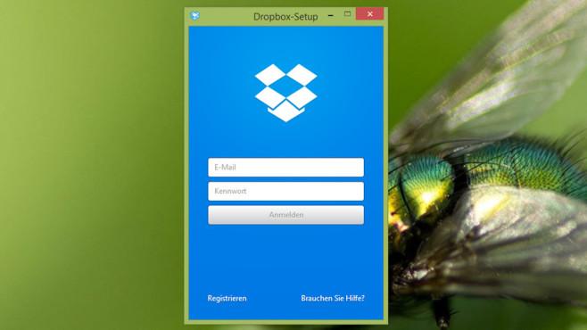Dropbox – Dateien online speichern ©COMPUTER BILD