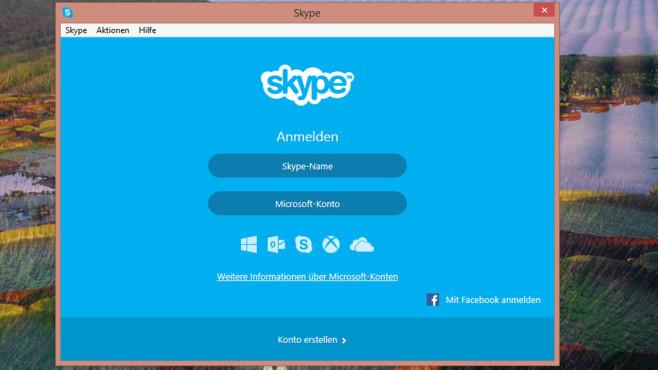 Skype – Chatten im Internet ©COMPUTER BILD