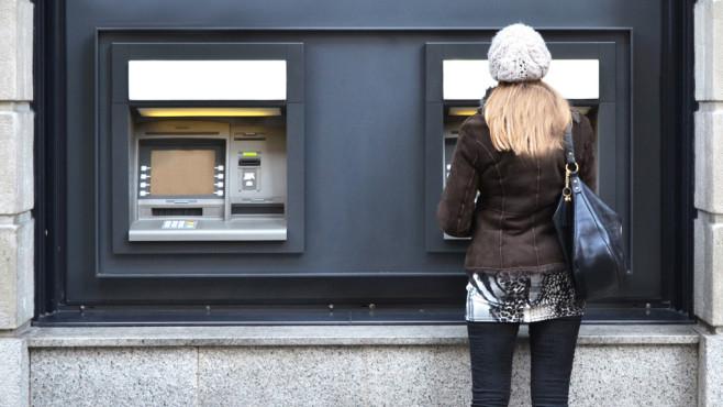 Real Kleingeldautomat