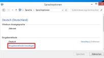 Windows 8.1: Layout-Wahlfenster aufrufen©COMPUTER BILD