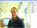 Die Bildverarbeitungssoftware findet heraus, ob es sich bei den abgebildeten Personen um Männer oder Frauen handelt und wie ihre Stimmungslage ist.