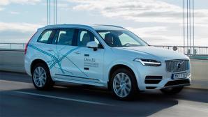 Volvo Drive Me autonomes Auto©Volvo