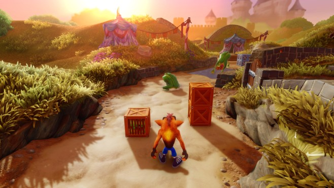 Crash Bandicoot – N'Sane Trilogy©Activision