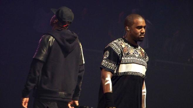 Kanye West und Jay-Z©Flickr / U2soul
