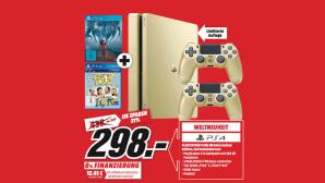 PS4 Gold: Angebot Media Markt©Media Markt