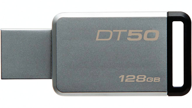 Kingston DataTraveler 50 USB 3.0 128GB ©Kingston