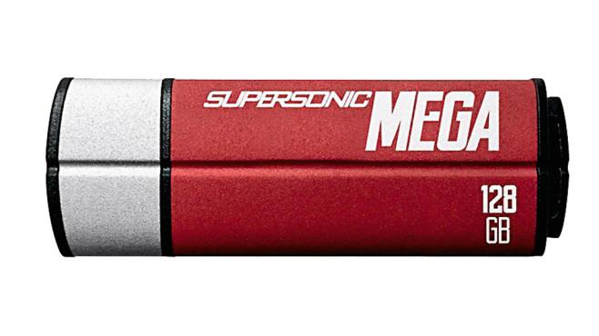 Patriot Supersonic Mega 128GB ©Patriot