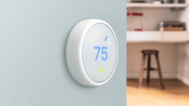 Nest Thermostat E © Nest/Alphabet