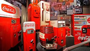 Coca-Cola: Automaten©Coca-Cola