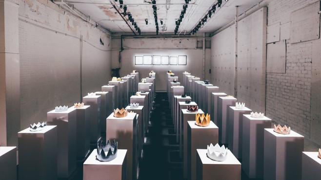 14th Factory Kunstausstellung©Simon Birch / 14th Factory