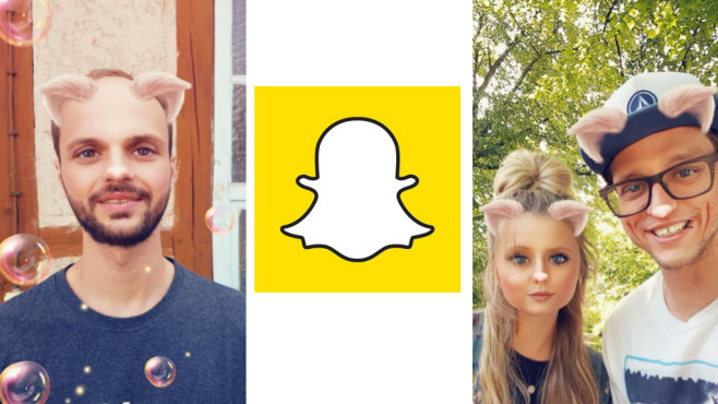 Snapchat©Snapchat, COMPUTER BILD