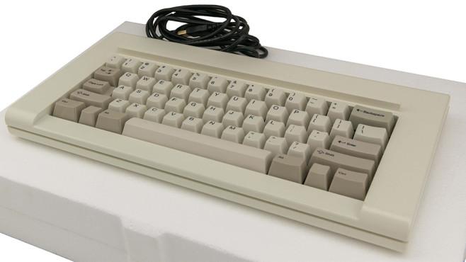Model F: Tastatur©modelfkeyboards.com