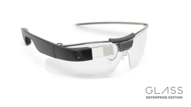 Google Glass©Alphabet X