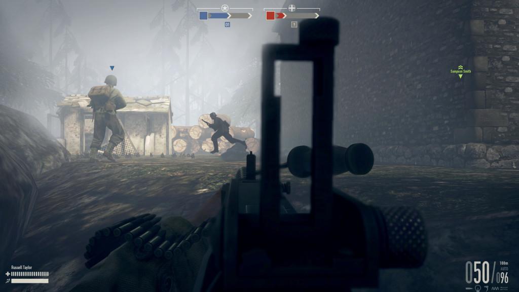 Screenshot 1 - Heroes & Generals
