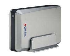 Nach der SmartDisk-Übernahme bietet Verbatim bald auch eigene externe Festplatten an.